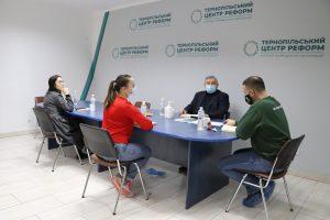 Тернопільські активісти домовилися про співпрацю з Офісом Уповноваженого ВР з прав людини під час моніторингу місць несвободи