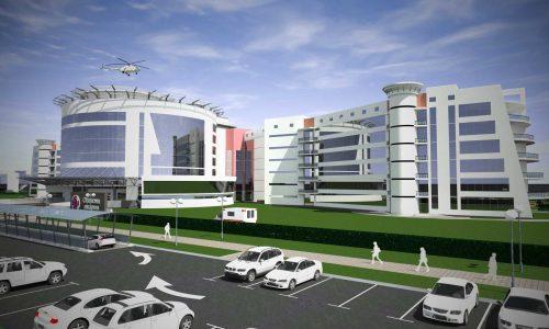 Строительство больницы 3 уровня в Краматорске: контракт подписан, но работы пока не начнутся