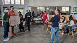 «Люди Х»: у Тернополі відбувся вишкіл адміністраторів Пласту
