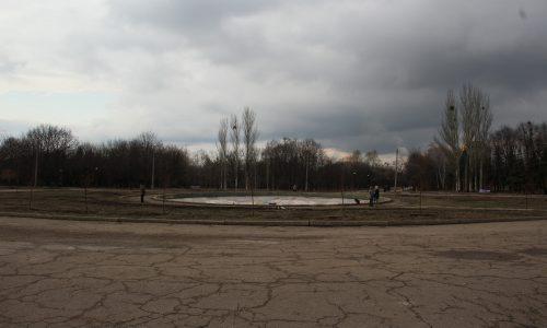 """Проектирование флагштока в парке """"Юбилейном"""" обойдётся в 750 тысяч гривен"""